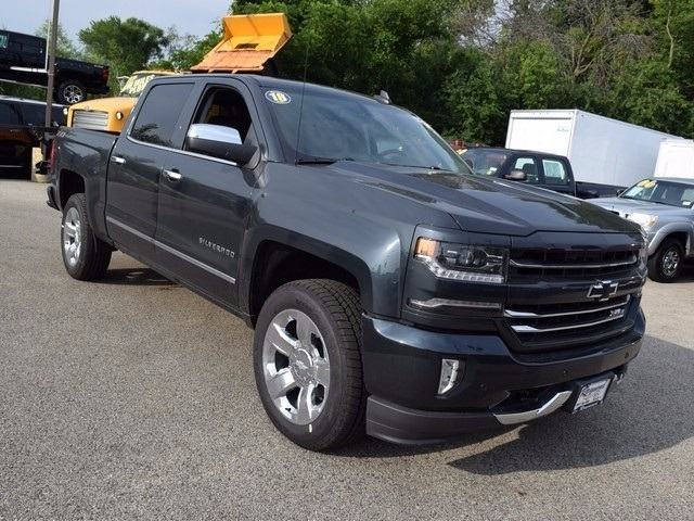 2018 Silverado 1500 Crew Cab 4x4, Pickup #38652 - photo 12