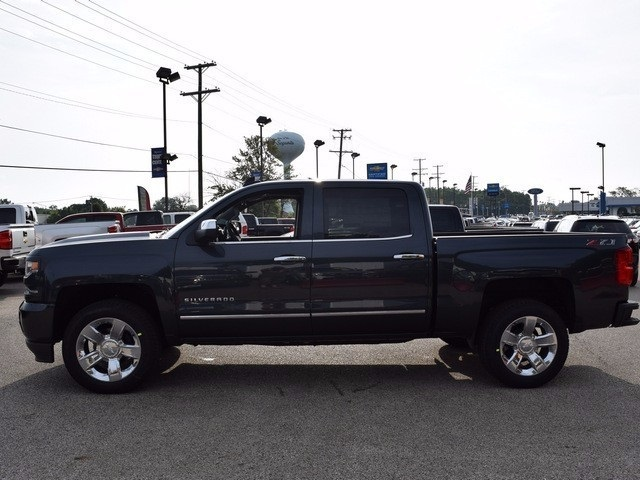 2018 Silverado 1500 Crew Cab 4x4, Pickup #38652 - photo 8