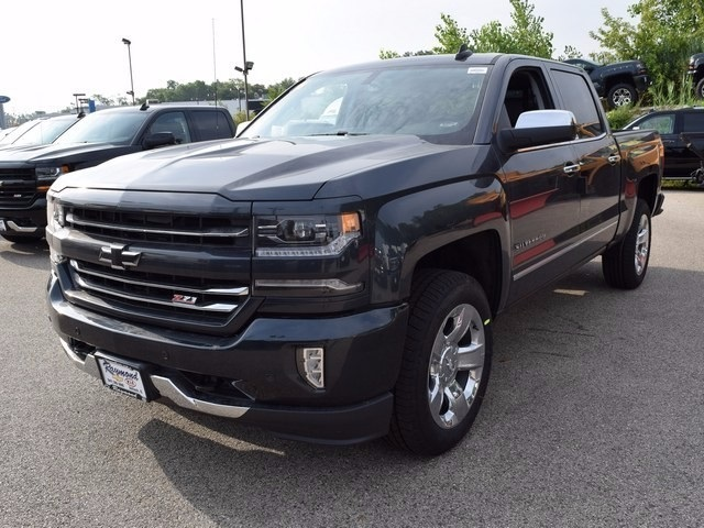 2018 Silverado 1500 Crew Cab 4x4, Pickup #38652 - photo 9