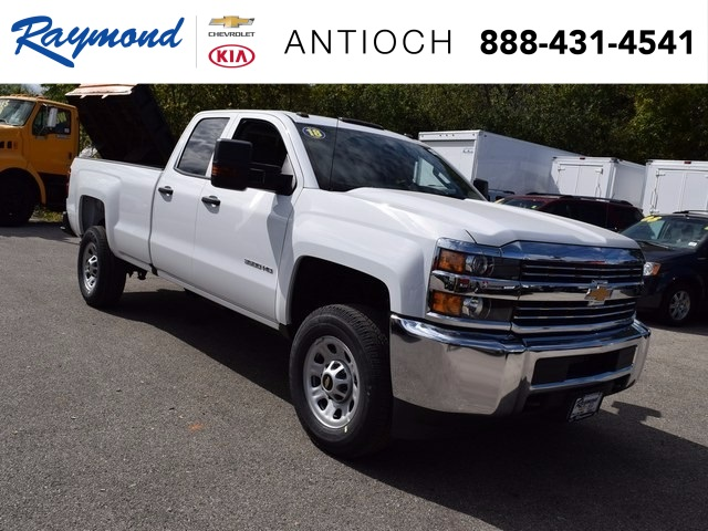 2018 Silverado 3500 Extended Cab Pickup #38669 - photo 1