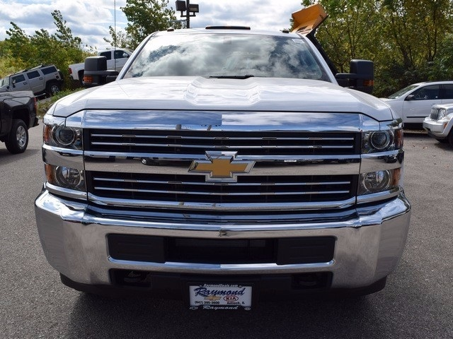 2018 Silverado 3500 Extended Cab Pickup #38669 - photo 9
