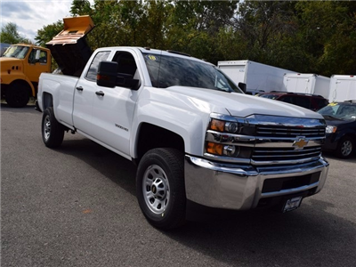 2018 Silverado 3500 Extended Cab Pickup #38669 - photo 10