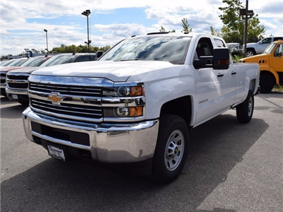 2018 Silverado 3500 Extended Cab Pickup #38669 - photo 8
