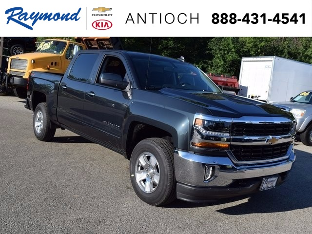 2018 Silverado 1500 Crew Cab 4x4 Pickup #38684 - photo 1