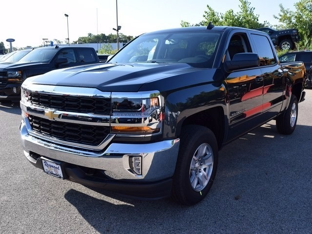 2018 Silverado 1500 Crew Cab 4x4 Pickup #38684 - photo 9