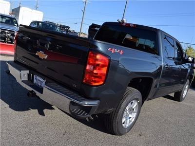 2018 Silverado 1500 Crew Cab 4x4 Pickup #38684 - photo 2