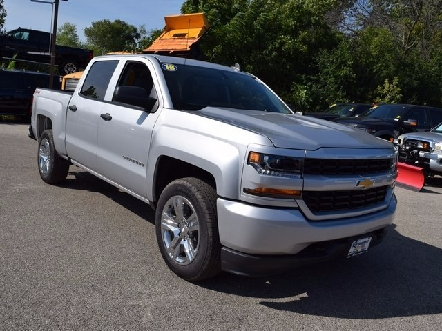 2018 Silverado 1500 Crew Cab 4x4 Pickup #38697 - photo 10