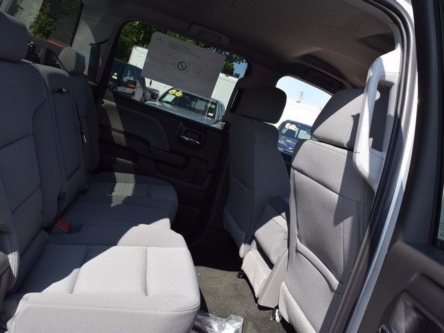 2018 Silverado 1500 Crew Cab 4x4 Pickup #38697 - photo 14