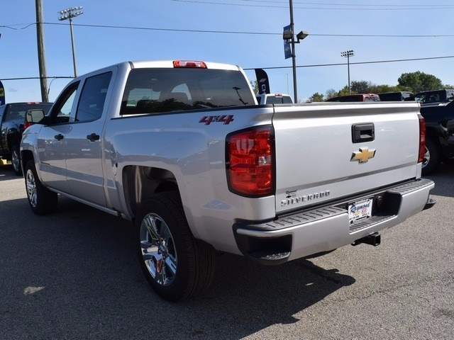 2018 Silverado 1500 Crew Cab 4x4 Pickup #38697 - photo 6