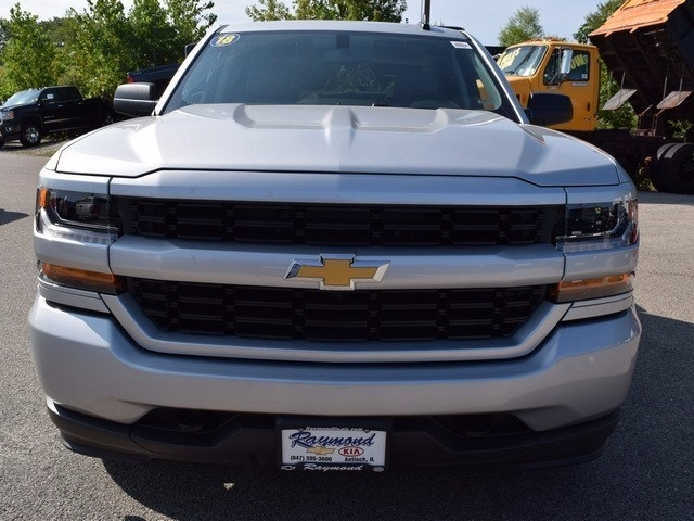 2018 Silverado 1500 Crew Cab 4x4 Pickup #38697 - photo 9