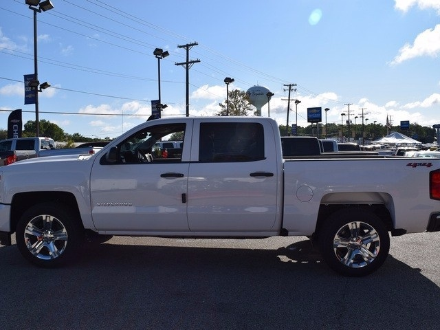2018 Silverado 1500 Crew Cab 4x4, Pickup #38703 - photo 7
