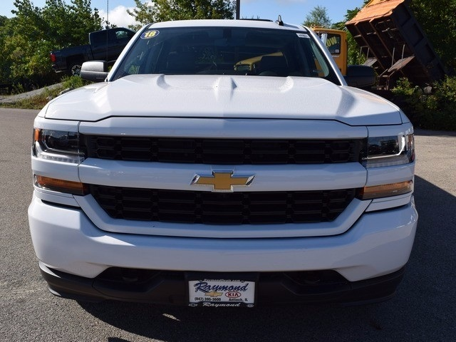 2018 Silverado 1500 Crew Cab 4x4, Pickup #38703 - photo 9