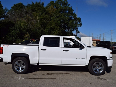 2018 Silverado 1500 Crew Cab 4x4, Pickup #38703 - photo 3