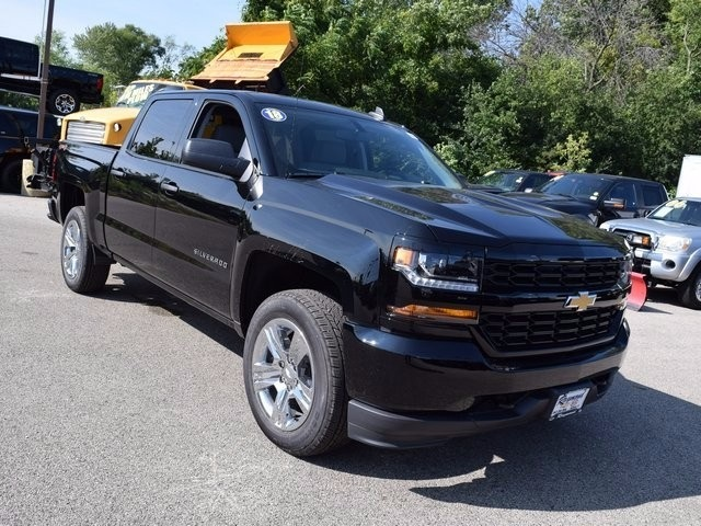 2018 Silverado 1500 Crew Cab 4x4 Pickup #38706 - photo 10