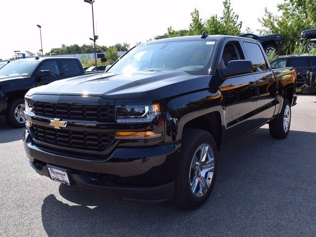 2018 Silverado 1500 Crew Cab 4x4 Pickup #38706 - photo 8