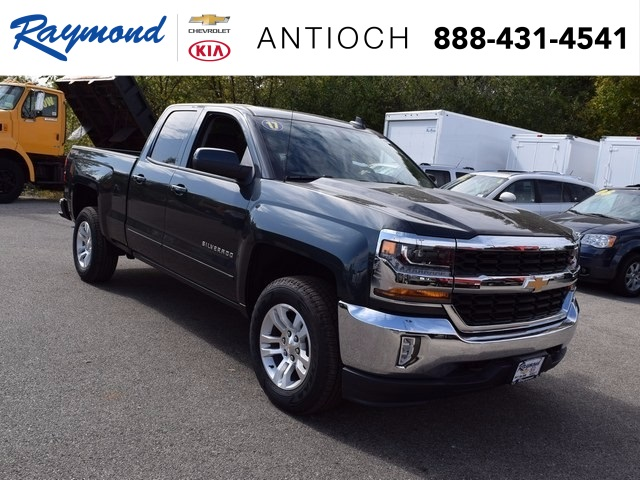 2017 Silverado 1500 Double Cab 4x4 Pickup #38861 - photo 1