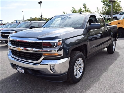 2017 Silverado 1500 Double Cab 4x4 Pickup #38861 - photo 9