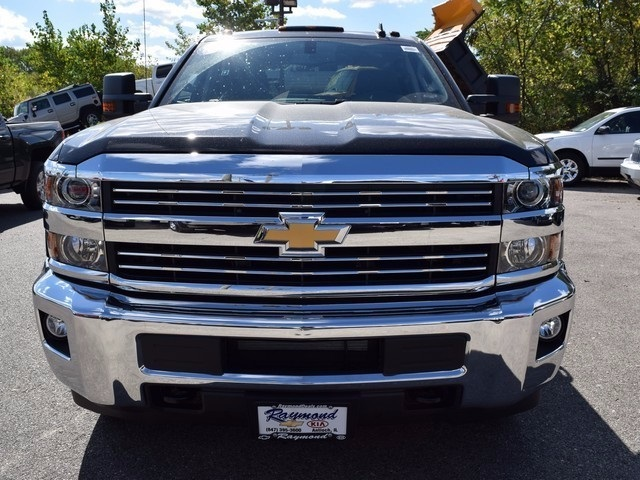 2018 Silverado 2500 Crew Cab 4x4, Pickup #38894 - photo 10
