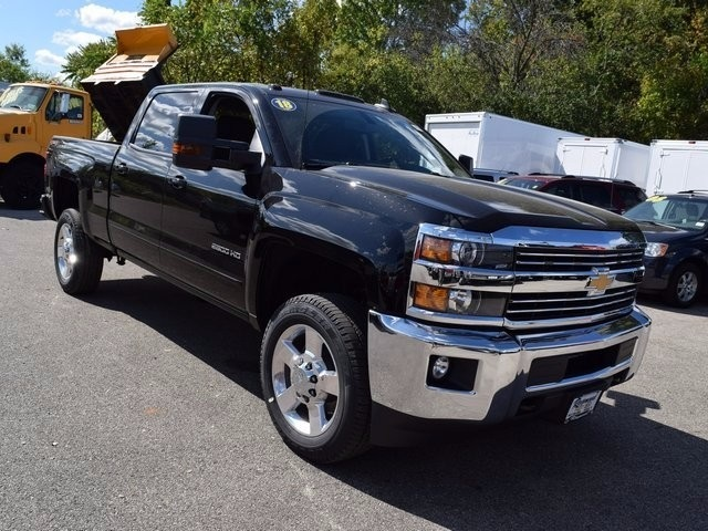 2018 Silverado 2500 Crew Cab 4x4, Pickup #38894 - photo 11