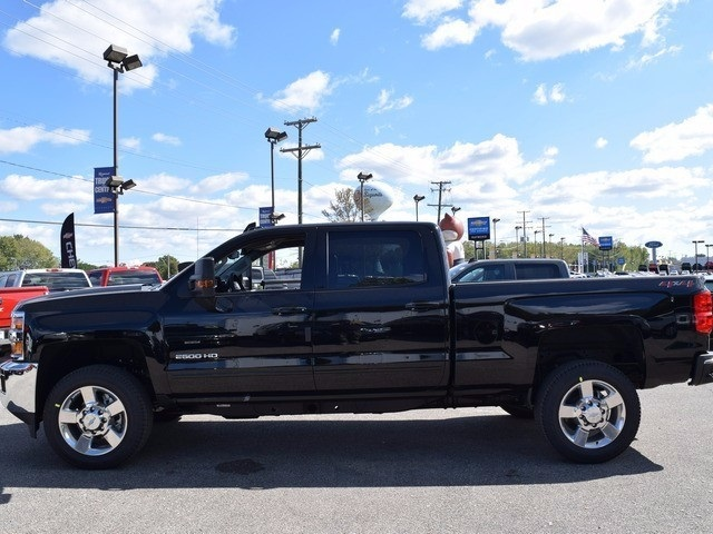 2018 Silverado 2500 Crew Cab 4x4, Pickup #38894 - photo 8