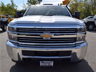 2017 Silverado 3500 Double Cab 4x4 Cab Chassis #38921 - photo 8