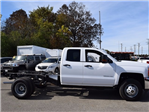 2017 Silverado 3500 Double Cab 4x4 Cab Chassis #38921 - photo 3