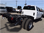 2017 Silverado 3500 Double Cab 4x4 Cab Chassis #38921 - photo 2