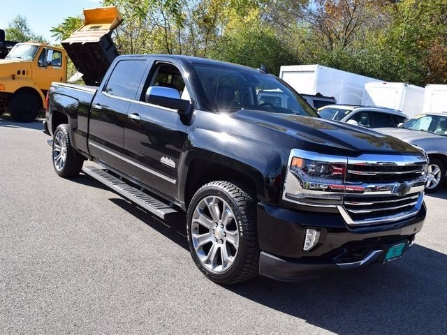 2018 Silverado 1500 Crew Cab 4x4, Pickup #38926 - photo 11