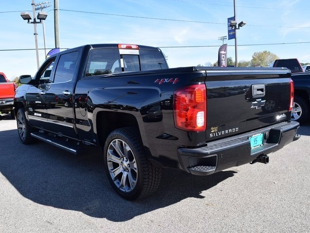 2018 Silverado 1500 Crew Cab 4x4, Pickup #38926 - photo 7