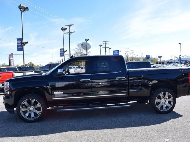 2018 Silverado 1500 Crew Cab 4x4, Pickup #38926 - photo 8
