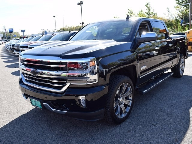 2018 Silverado 1500 Crew Cab 4x4, Pickup #38926 - photo 9