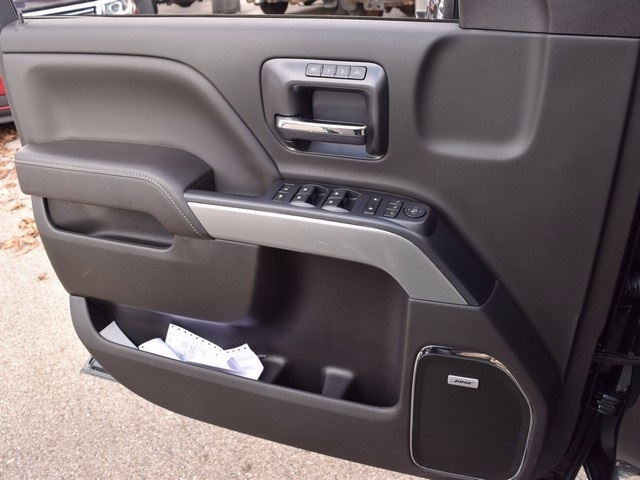 2018 Silverado 2500 Crew Cab 4x4 Pickup #38944 - photo 39