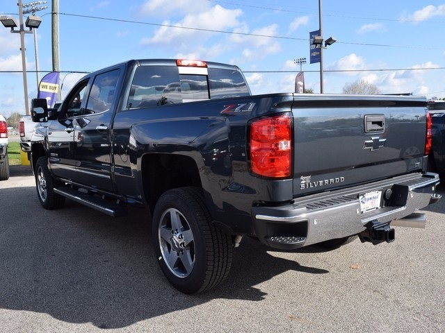 2018 Silverado 2500 Crew Cab 4x4 Pickup #38944 - photo 7