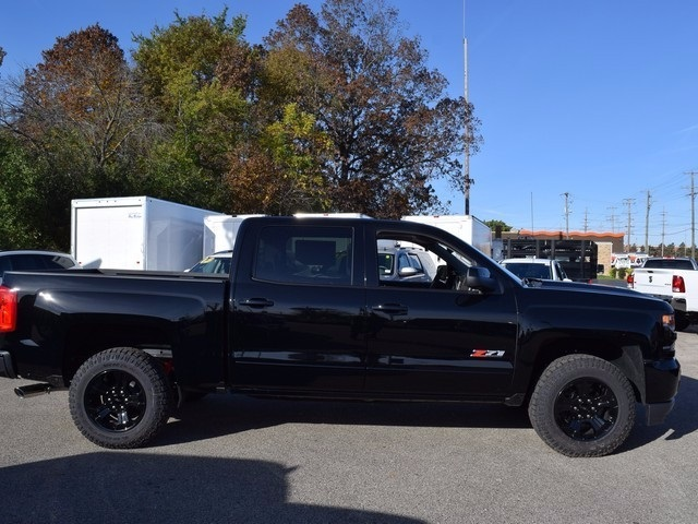 2018 Silverado 1500 Crew Cab 4x4, Pickup #38945 - photo 3