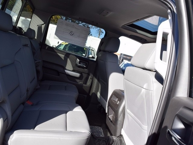 2018 Silverado 1500 Crew Cab 4x4, Pickup #38945 - photo 20
