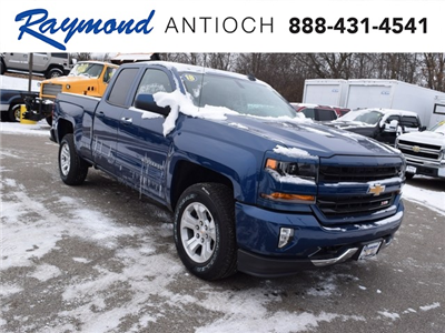2018 Silverado 1500 Double Cab 4x4, Pickup #38948 - photo 1