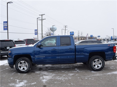 2018 Silverado 1500 Double Cab 4x4, Pickup #38948 - photo 8