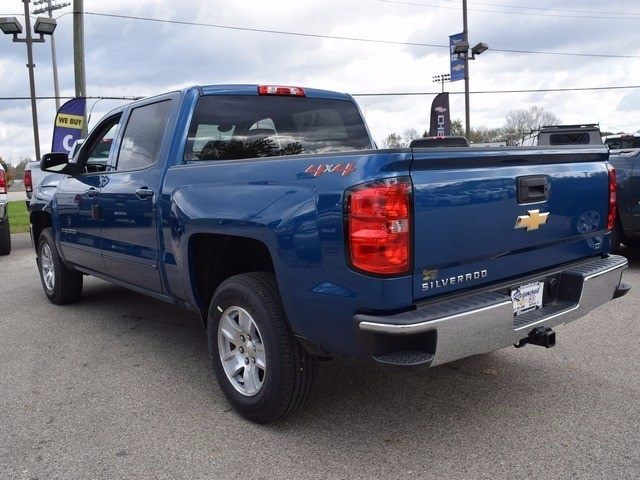 2018 Silverado 1500 Crew Cab 4x4 Pickup #38954 - photo 7