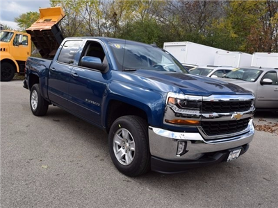 2018 Silverado 1500 Crew Cab 4x4 Pickup #38954 - photo 11