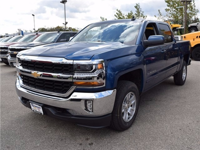 2018 Silverado 1500 Crew Cab 4x4 Pickup #38954 - photo 9