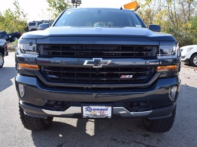 2018 Silverado 1500 Crew Cab 4x4,  Pickup #38955 - photo 39