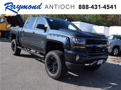 2018 Silverado 1500 Crew Cab 4x4,  Pickup #38955 - photo 1
