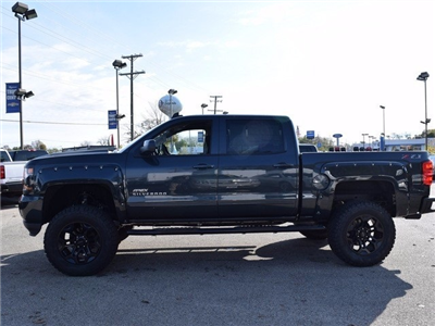 2018 Silverado 1500 Crew Cab 4x4,  Pickup #38955 - photo 8