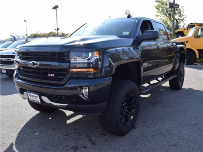 2018 Silverado 1500 Crew Cab 4x4,  Pickup #38955 - photo 9