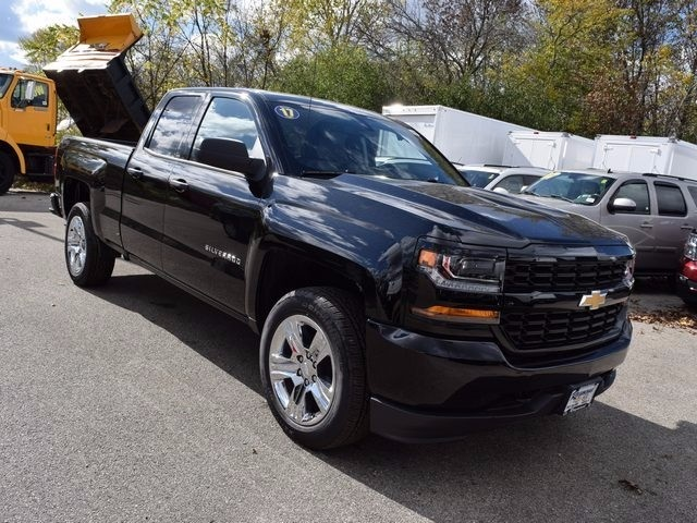 2017 Silverado 1500 Double Cab 4x4, Pickup #38966 - photo 10