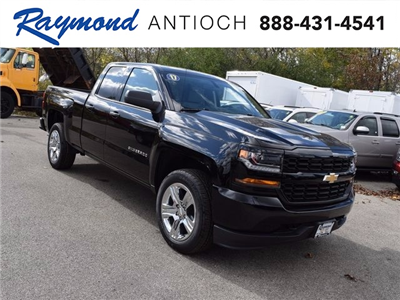 2017 Silverado 1500 Double Cab 4x4, Pickup #38966 - photo 1