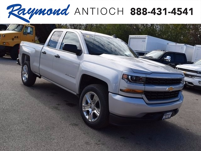 2018 Silverado 1500 Extended Cab 4x4 Pickup #39031 - photo 1