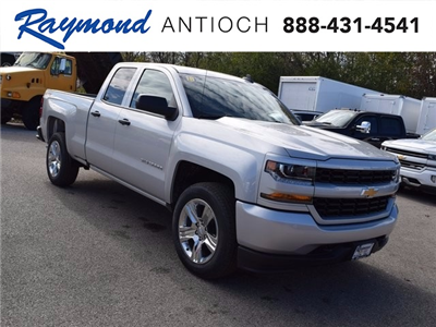 2018 Silverado 1500 Double Cab 4x4, Pickup #39031 - photo 1