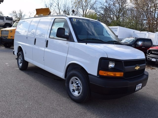 2017 Express 3500 Cargo Van #39074 - photo 11