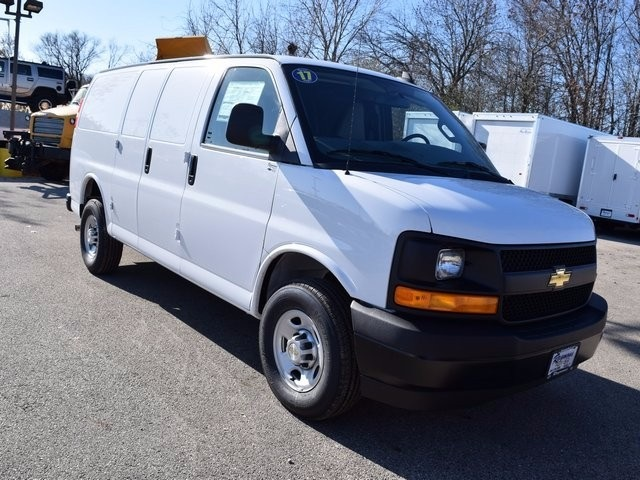 2017 Express 3500 Cargo Van #39087 - photo 11